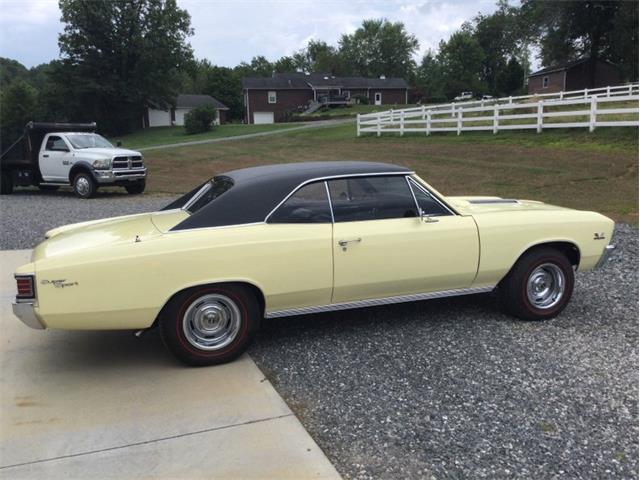 1967 Chevrolet Chevelle (CC-1520746) for sale in Greensboro, North Carolina