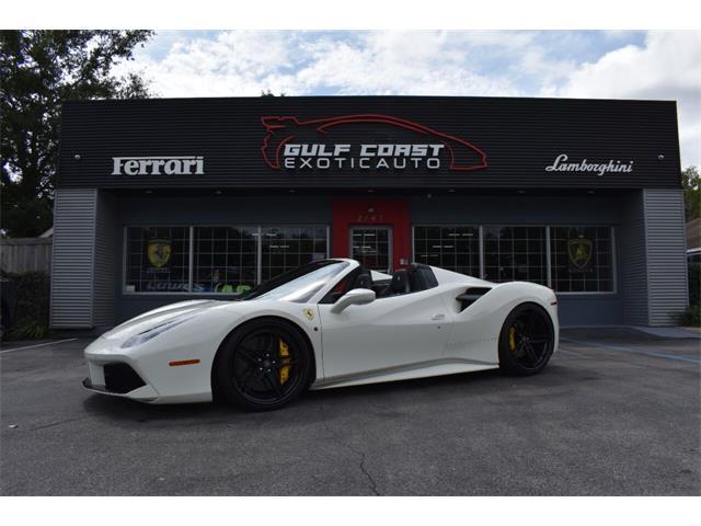 2018 Ferrari 488 Spider (CC-1527466) for sale in Biloxi, Mississippi