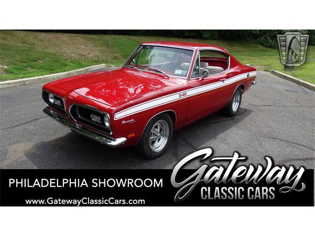 1969 Plymouth Barracuda (CC-1527469) for sale in O'Fallon, Illinois