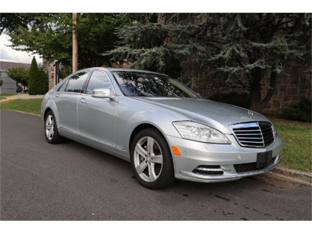 2010 Mercedes-Benz S550 (CC-1527471) for sale in Astoria, New York