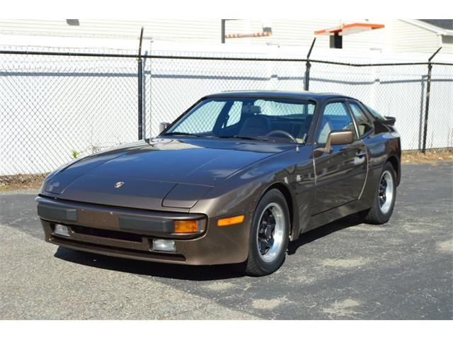 1983 Porsche 944 (CC-1527484) for sale in Springfield, Massachusetts