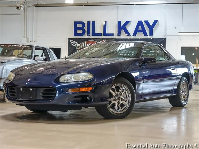 2002 Chevrolet Camaro (CC-1527485) for sale in Downers Grove, Illinois