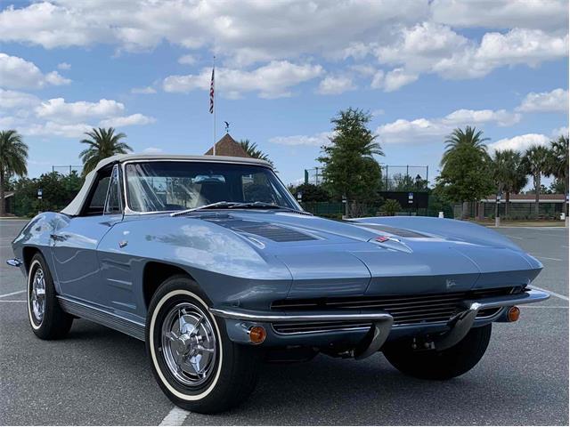 1963 Chevrolet Corvette (CC-1527496) for sale in Venice, Florida
