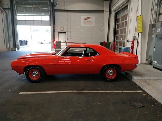 1969 Chevrolet Camaro (CC-1520750) for sale in Greensboro, North Carolina