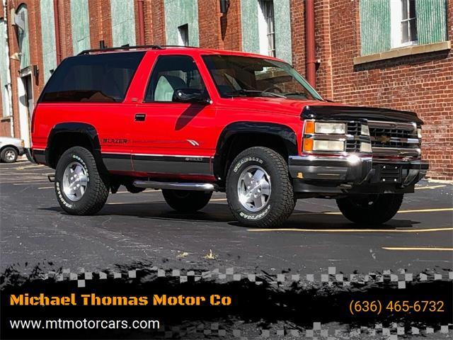 1993 Chevrolet Blazer (CC-1527514) for sale in Saint Charles, Missouri