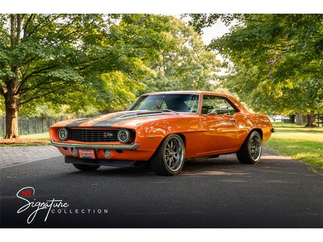 1969 Chevrolet Camaro (CC-1527517) for sale in Green Brook, New Jersey
