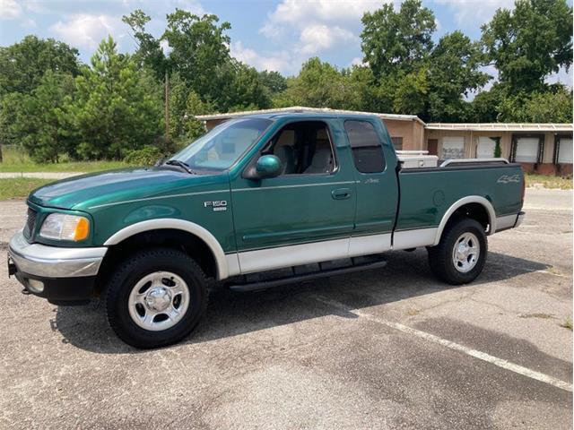 2000 Ford F150 (CC-1520752) for sale in Greensboro, North Carolina