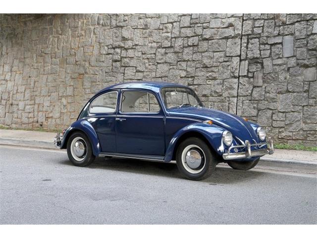 1967 Volkswagen Beetle (CC-1527520) for sale in Atlanta, Georgia