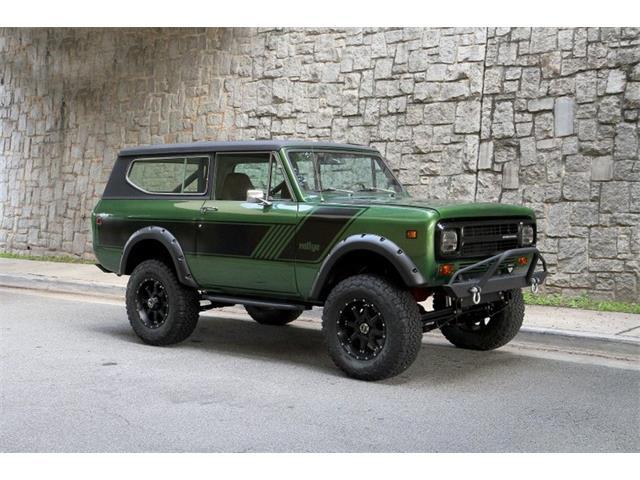 1980 International Scout (CC-1527521) for sale in Atlanta, Georgia