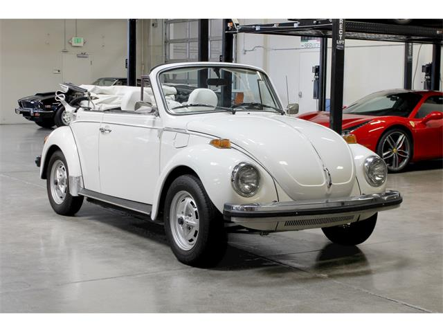 1979 Volkswagen Beetle (CC-1527523) for sale in San Carlos, California