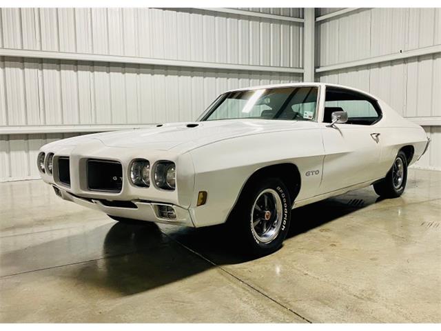 1970 Pontiac GTO (CC-1527524) for sale in Largo, Florida