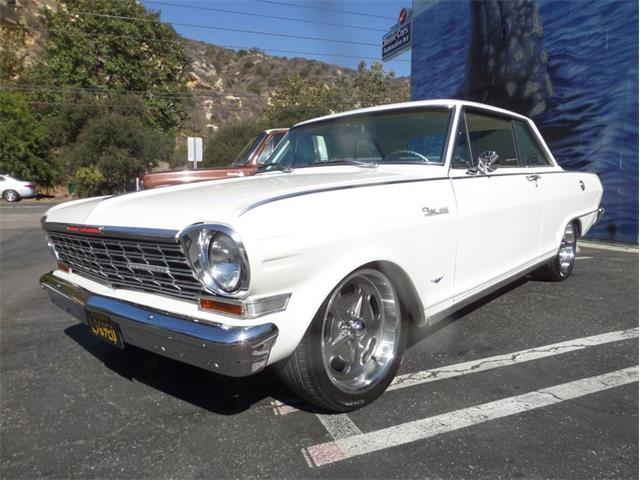 1964 Chevrolet Nova (CC-1527525) for sale in Laguna Beach, California
