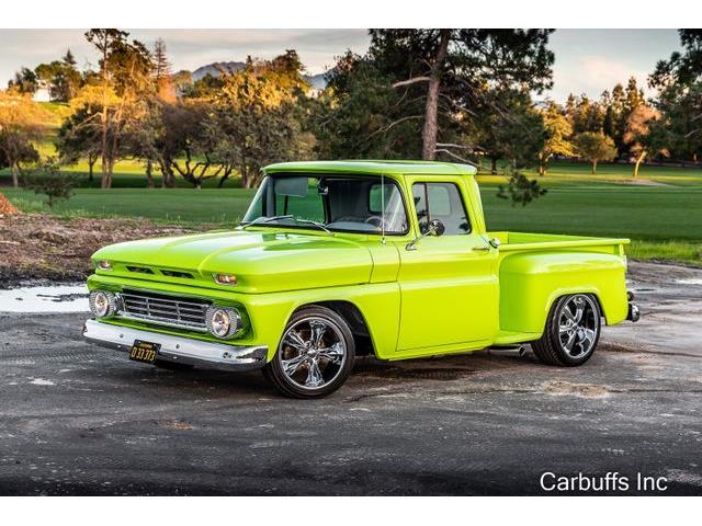 1962 Chevrolet C/K 10 (CC-1527536) for sale in Concord, California