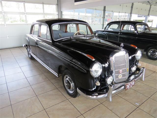 1959 Mercedes-Benz 220S (CC-1527539) for sale in St. Charles, Illinois