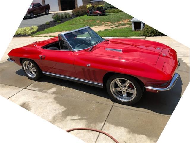 1966 Chevrolet Corvette (CC-1520754) for sale in Greensboro, North Carolina