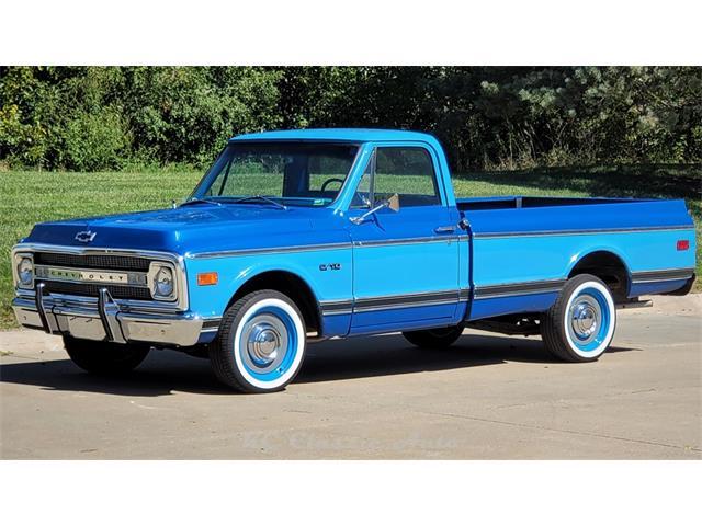1969 Chevrolet C10 (CC-1527545) for sale in Lenexa, Kansas