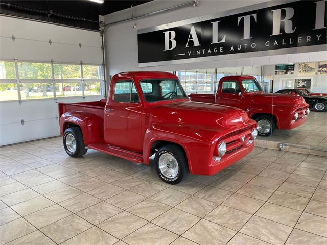 1953 Ford F100 (CC-1527546) for sale in St. Charles, Illinois