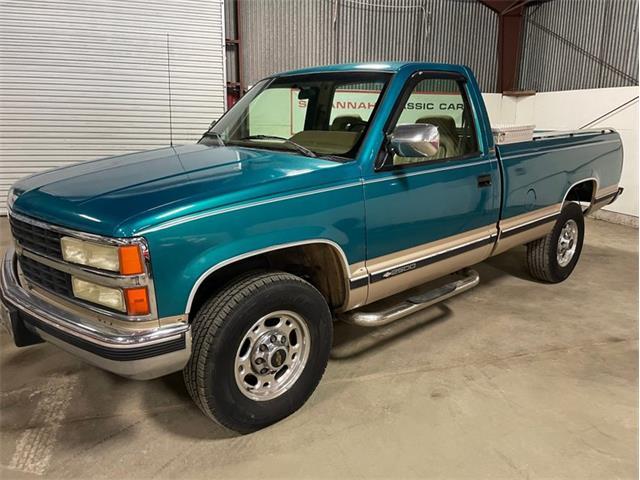 1993 Chevrolet C2500 (CC-1527549) for sale in Savannah, Georgia