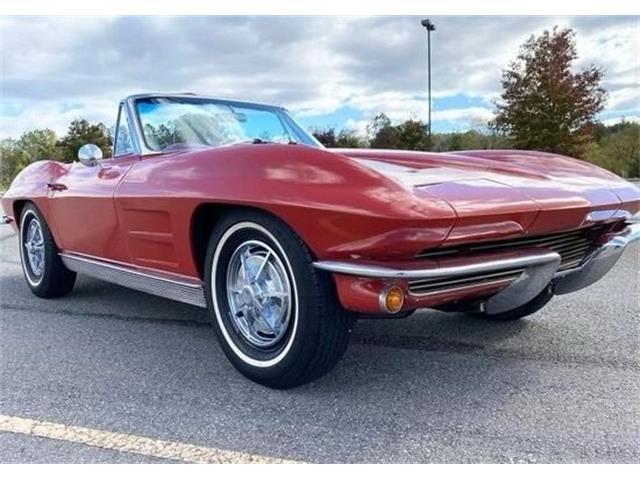 1963 Chevrolet Corvette (CC-1520755) for sale in Greensboro, North Carolina