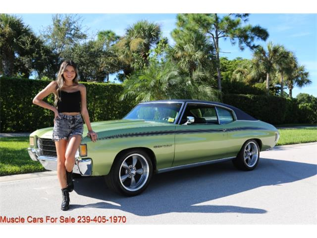 1972 Chevrolet Chevelle (CC-1527558) for sale in Fort Myers, Florida