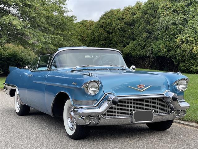 1957 Cadillac Eldorado Biarritz (CC-1527565) for sale in southampton, New York