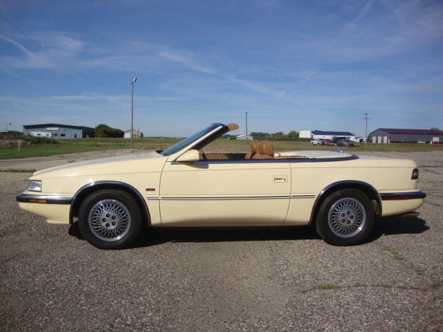 1989 Chrysler TC by Maserati (CC-1527568) for sale in Milbank, South Dakota