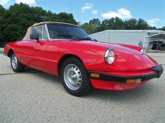 1985 Alfa Romeo Graduate (CC-1520758) for sale in JEFFERSON, Wisconsin