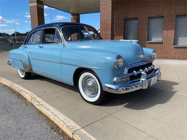 1952 Chevrolet Styleline Deluxe (CC-1527589) for sale in Davenport, Iowa