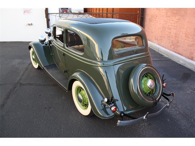 1934 Ford Victoria (CC-1527604) for sale in Tucson, Arizona