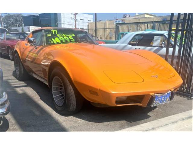 1977 Chevrolet Corvette (CC-1527607) for sale in Los Angeles, California