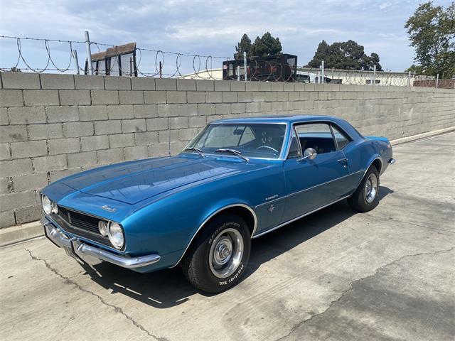 1967 Chevrolet Camaro (CC-1520761) for sale in Fountain Valley, California
