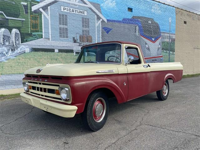 1961 Ford F100 (CC-1527620) for sale in Biloxi, Mississippi