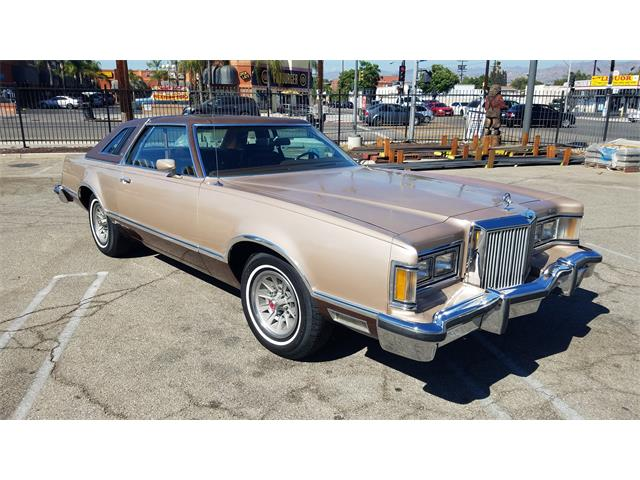 1977 Mercury Cougar XR7 (CC-1527635) for sale in North Hollywood NoHo Arts District, California