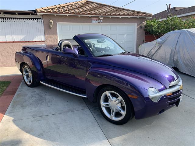 2004 Chevrolet SSR (CC-1527636) for sale in Montebello, California