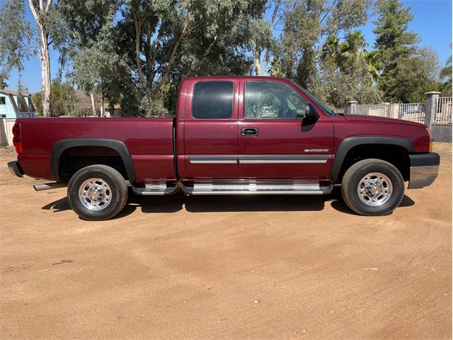 2003 Chevrolet Silverado (CC-1527639) for sale in Orange, California