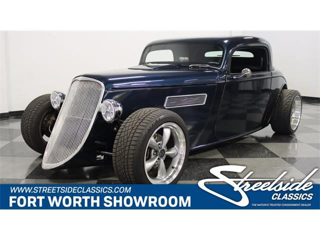 1933 Ford Coupe (CC-1527645) for sale in Ft Worth, Texas