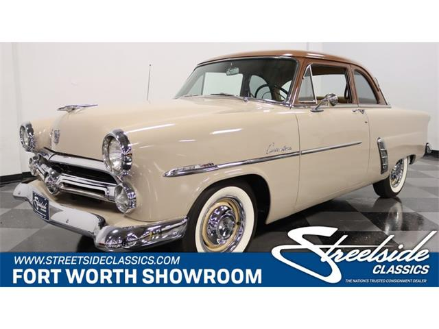 1952 Ford Customline (CC-1527651) for sale in Ft Worth, Texas