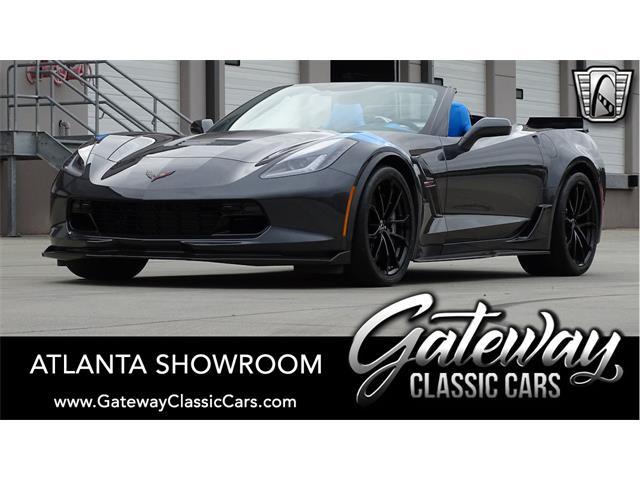 2017 Chevrolet Corvette (CC-1527654) for sale in O'Fallon, Illinois