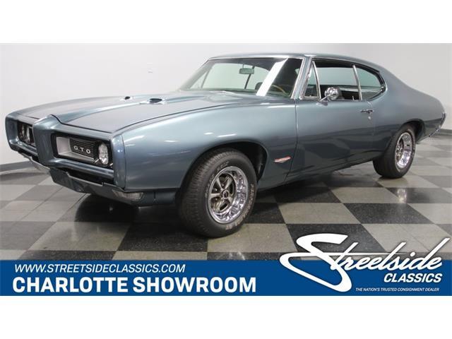 1968 Pontiac GTO (CC-1527658) for sale in Concord, North Carolina