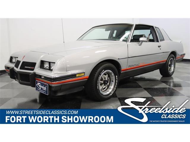 1986 Pontiac Grand Prix (CC-1527660) for sale in Ft Worth, Texas