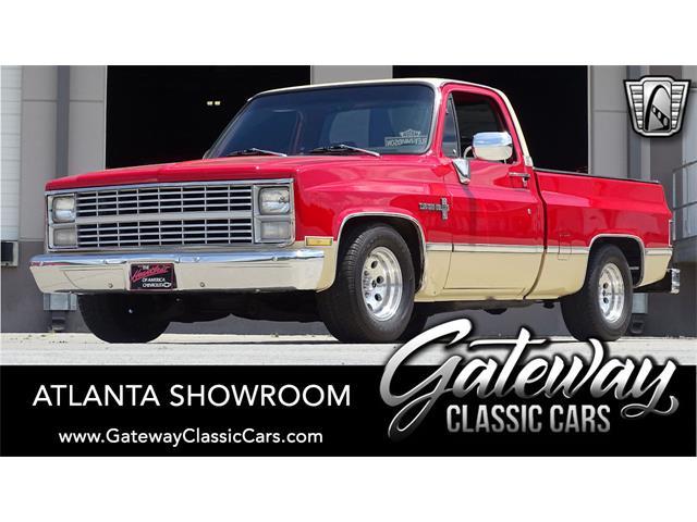 1984 Chevrolet C10 (CC-1527661) for sale in O'Fallon, Illinois