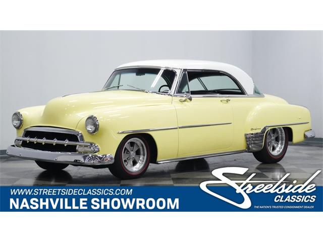 1952 Chevrolet Bel Air (CC-1527665) for sale in Lavergne, Tennessee