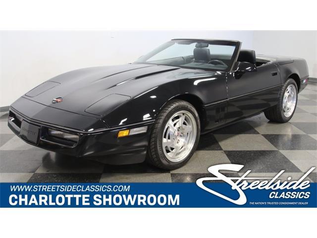 1990 Chevrolet Corvette (CC-1527667) for sale in Concord, North Carolina