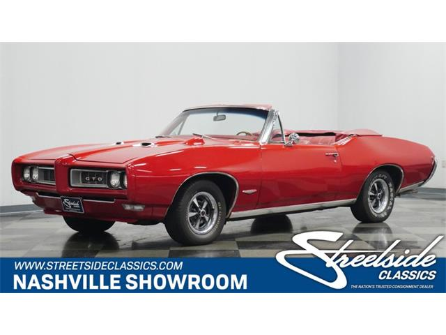 1968 Pontiac GTO (CC-1527668) for sale in Lavergne, Tennessee