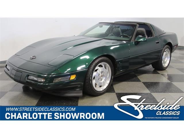 1996 Chevrolet Corvette (CC-1527683) for sale in Concord, North Carolina