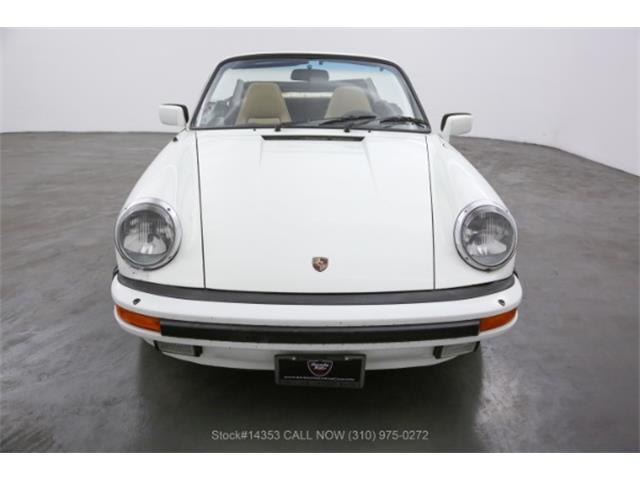 1984 Porsche Carrera (CC-1527691) for sale in Beverly Hills, California