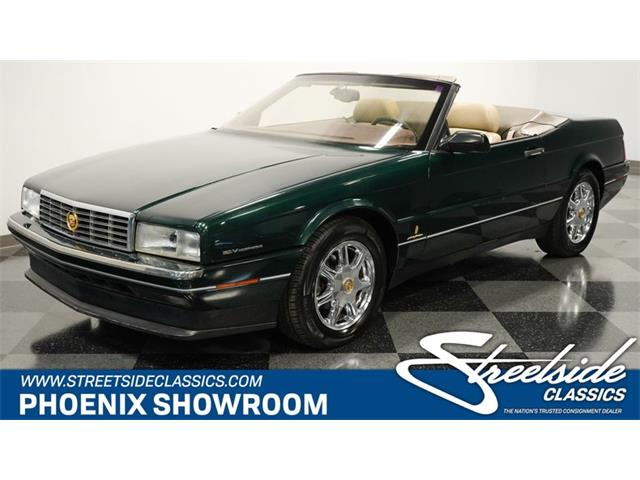 1993 Cadillac Allante (CC-1527699) for sale in Mesa, Arizona