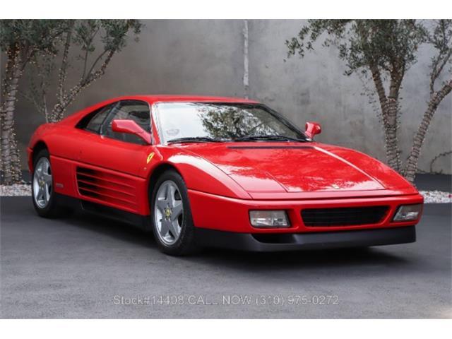 1991 Ferrari 348TB (CC-1527700) for sale in Beverly Hills, California