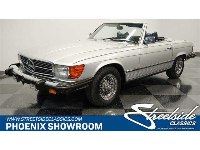 1977 Mercedes-Benz 450SL (CC-1527703) for sale in Mesa, Arizona