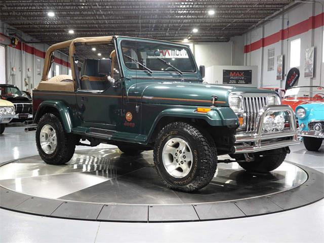 1992 Jeep Wrangler (CC-1527713) for sale in Pittsburgh, Pennsylvania